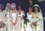 Wedding with costumes